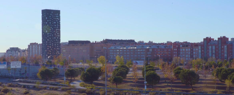 Berrocales-Madrid-Este
