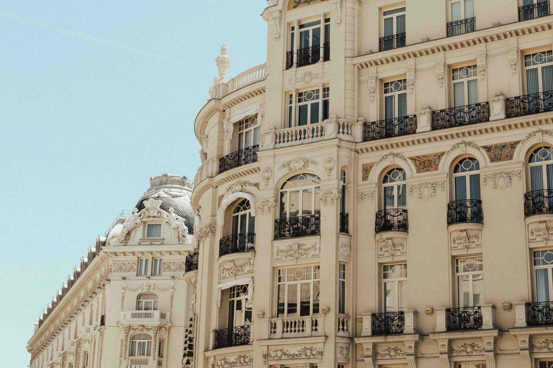 Alquiler vacacional Madrid