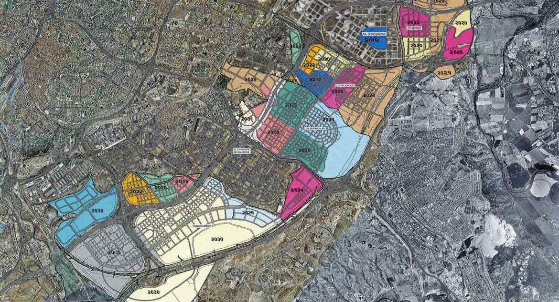 aprobación-desarrollos-Madrid-Sureste